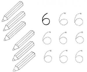 number-six-tracing-sheets-2