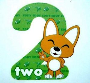 number-two-with-pororo