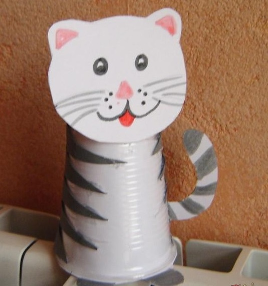 paper-cup-cat-craft