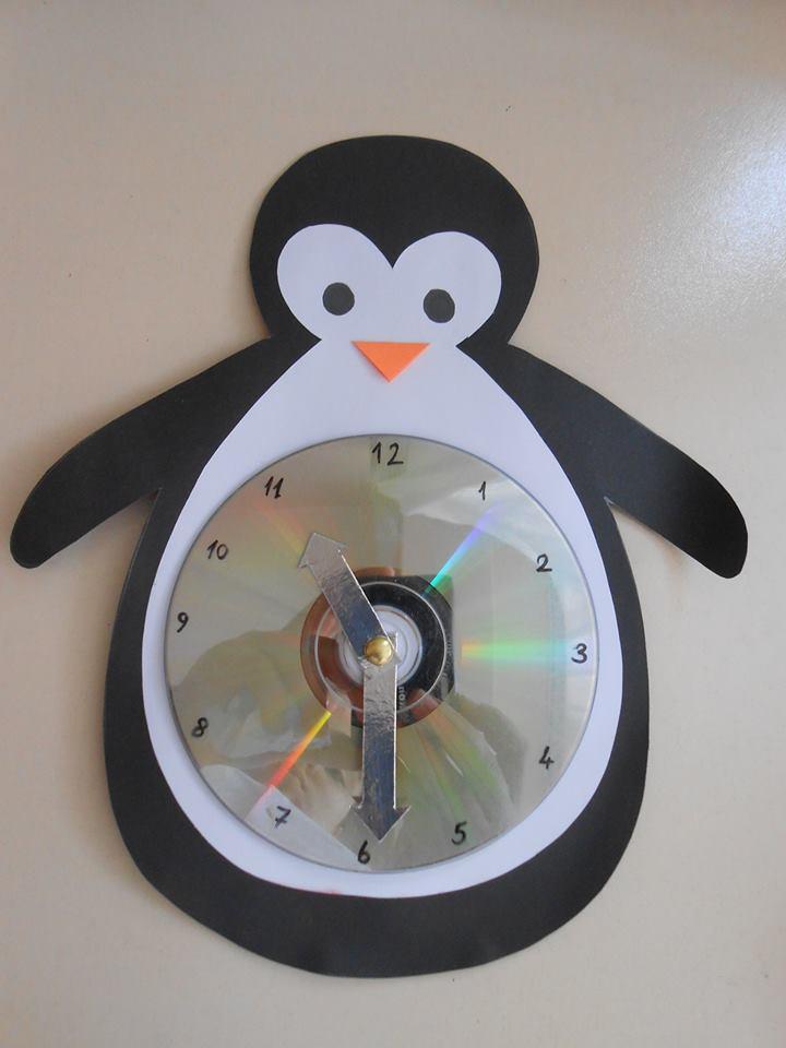 penguinclockproject Preschool and Homeschool