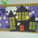 Preschool halloween bulletin board ıdeas
