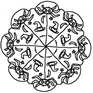 print-halloween-mandala-with-coloring-pages
