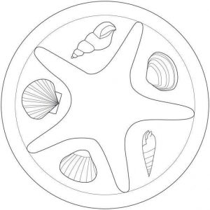seafish mandala