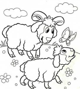 sheep-and-baby-coloring-page-2