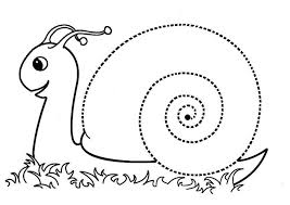 snail coloring pages 6 funnycrafts