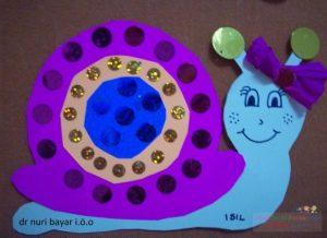 snail crafts