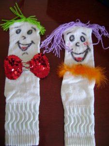 sock-puppet-craft