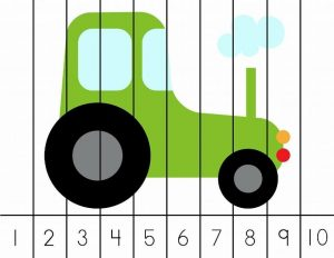 tractor-number-puzzle