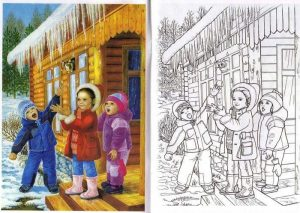winter-coloring-page