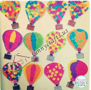air-balloon-bulletin-board-idea