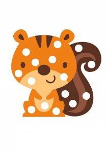 autumn-animals-do-a-dot-pages