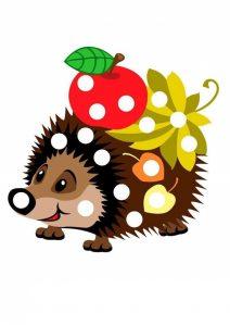 autumn-hedhehog-do-a-dot-pages