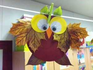 autumn-leaf-owl-craft