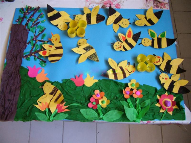 Bee Craft And Art on Time Telling Worksheets