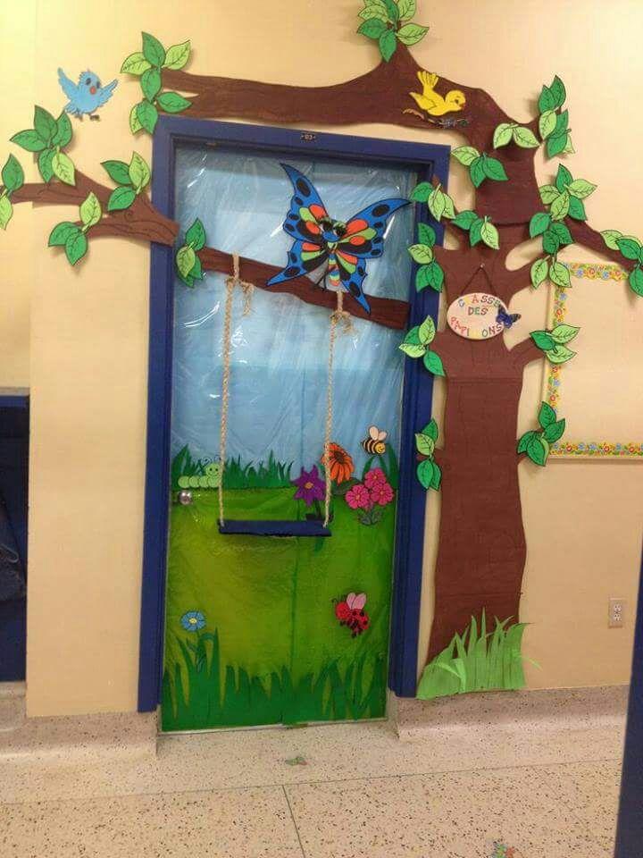 bird-door-decoration