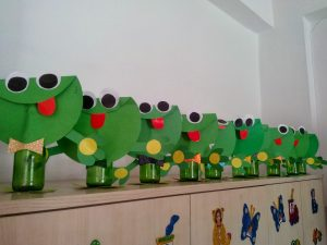 bottle-frog-craft-idea
