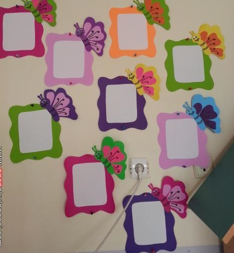 Classroom door decoration for preschool pinterest just b for P g class decoration