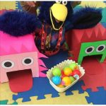 Monster craft projects