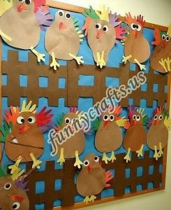 chick-bulletin-board-idea