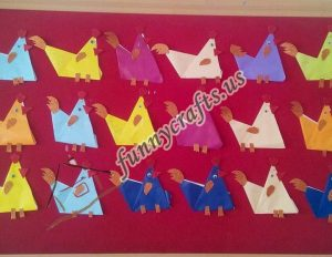 chicken-bulletin-board-idea