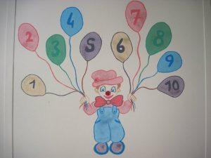 clown-class-decoration-idea