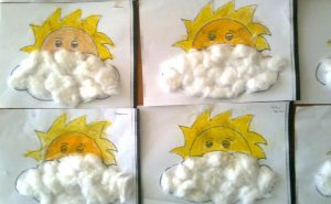 cotton-ball-sun-crafts-for-preschool-1