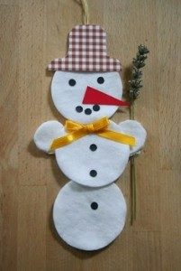 cotton-pad-snowman-craft-1