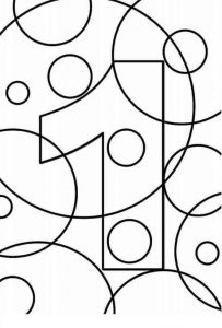 creative-number-1-coloring-pages