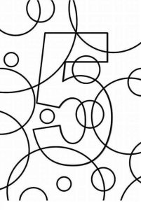 creative-number-5-coloring-pages