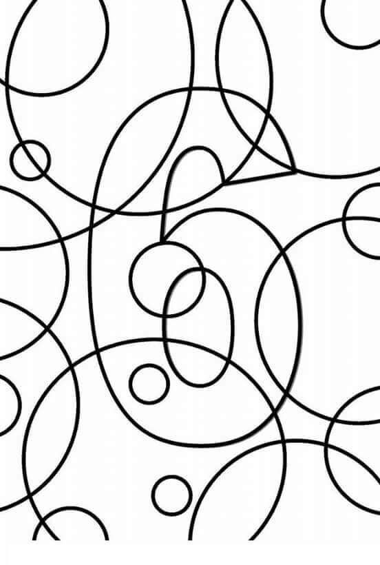 creative number coloring pages creative number 6 coloring pages