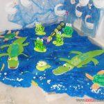 Crocodile craft ideas