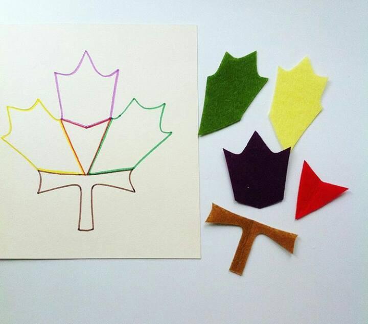 felt-leaf-craft