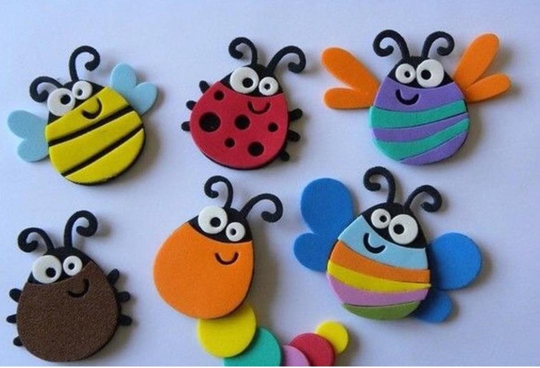 Foam Animals Craft 2 on Animal Giraffe Crafts For Preschool