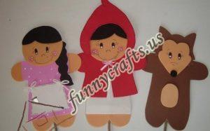foam-little-red-riding-hood-craft-1