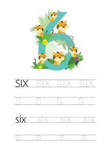 free-handwriting-number-6-sixworksheets-for-preschool-and-kindergarten