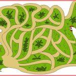 Labyrinth worksheets