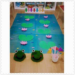 frog-matching-game
