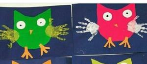 hand-print-owl-art-activity