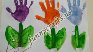 homeschool-handprint-flower-art-idea-14