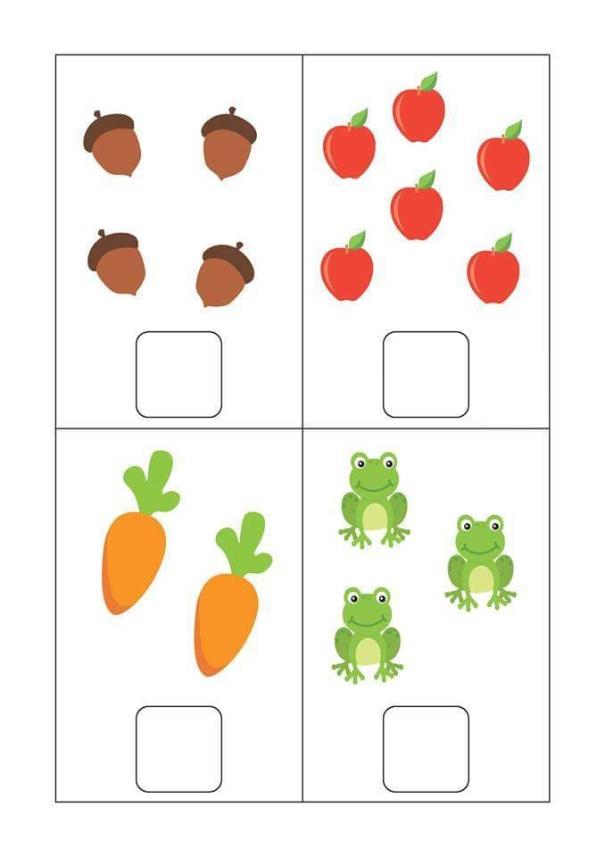 Kindergarten addition and subtraction worksheets 1