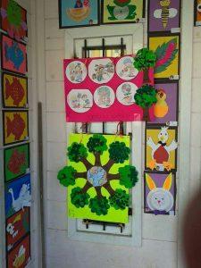 Preschool exhibition ideas funnycrafts