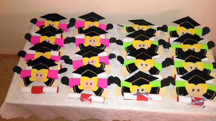 kindergartengraduationcrafts5 Preschool and Homeschool