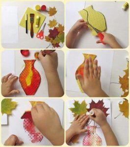 leaf-flowers-craft