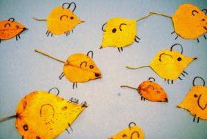 leaf-mouse-craft