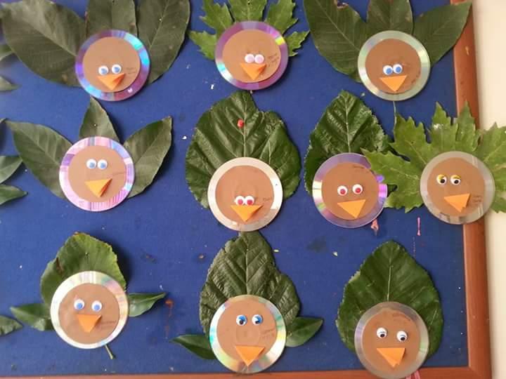 Photo of Turkey craft idea for kids