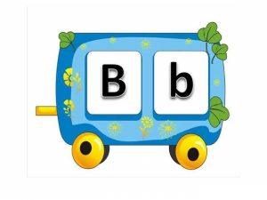 learn-letter-b-with-the-train