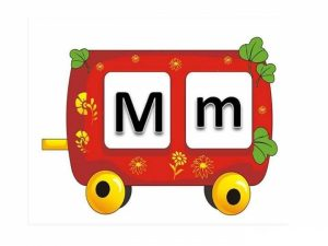 learn-letter-m-with-the-train