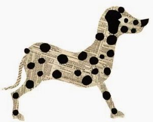 news-paper-dog-craft