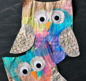 news-paper-owl-craft
