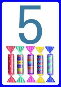 number-five-poster
